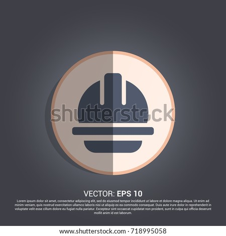 helmet icon for protect #718995058