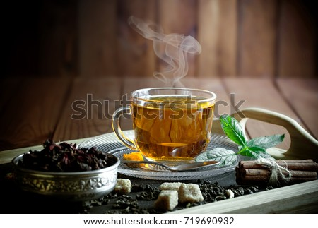 tea cup #719690932
