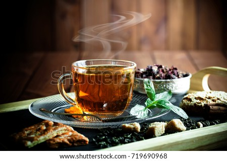 tea cup #719690968