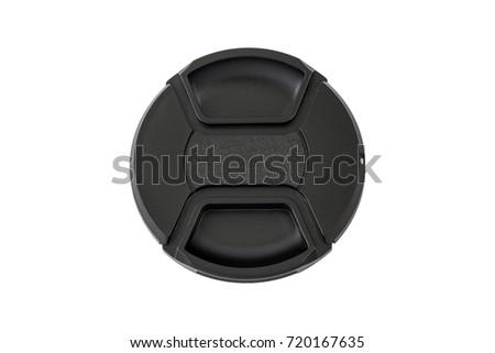 Lens cap, no logo on white background. #720167635