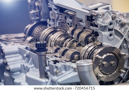 Automatic transmission for truck in section #720456715