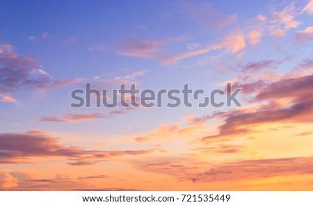 Setting Sun Bay View  #721535449