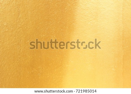 abstract gold texture /gold or yellow surface background #721985014
