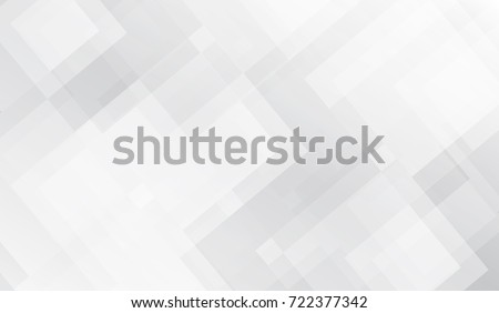 Vector Abstract Elegant white and grey Background. Abstract white  Pattern. Squares Texture Royalty-Free Stock Photo #722377342