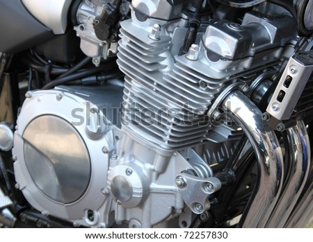 gasoline engine owned motorcycle #72257830