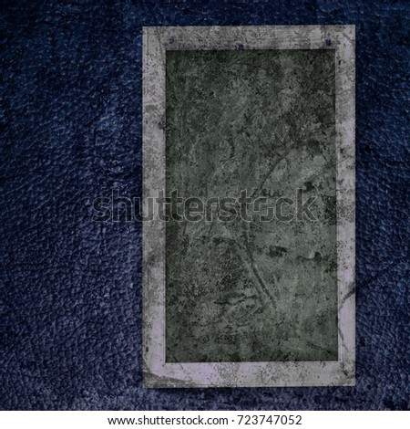 Chalkboard on a leather background texture #723747052