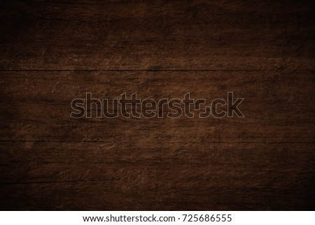 Old grunge dark textured wooden background,The surface of the old brown wood texture #725686555