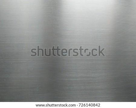 Steel plate metal background  #726140842