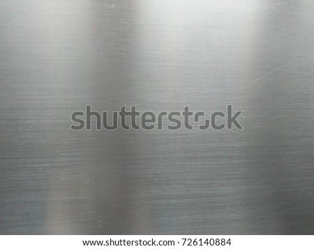 Steel plate metal background  #726140884