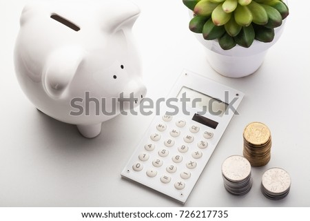 Finance concept. Royalty-Free Stock Photo #726217735