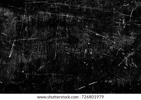 Grunge texture, Black scratched background Royalty-Free Stock Photo #726801979