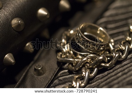 Rings and chains #728790241