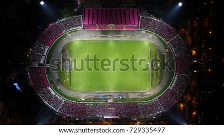 The Stadium Royalty-Free Stock Photo #729335497