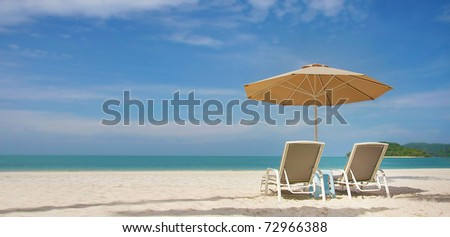sand beach view #72966388