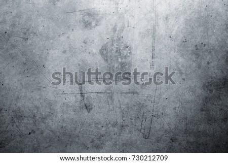 Closeup of textured grey wall #730212709