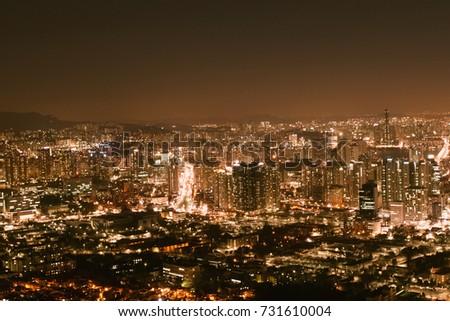 Seoul Night View #731610004