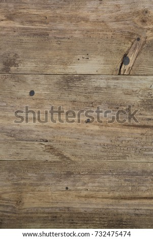 Rustic wooden background. Reclaimed barn wood  #732475474