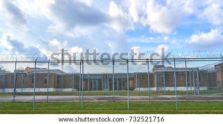 Orangeburg County detention center which house city, county, state, and federal prisoners and those awaiting trials.                                #732521716