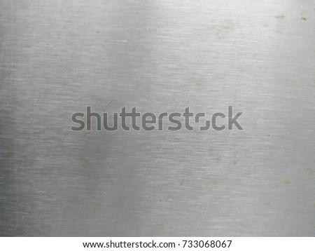 Steel plate meta background  #733068067
