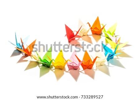 Origami. #733289527