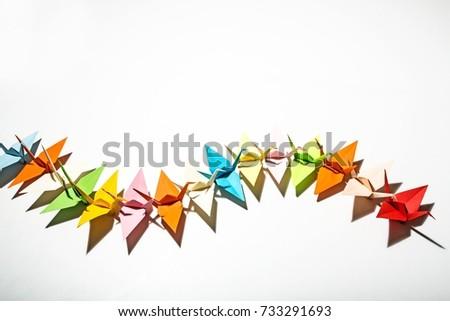 Origami. #733291693
