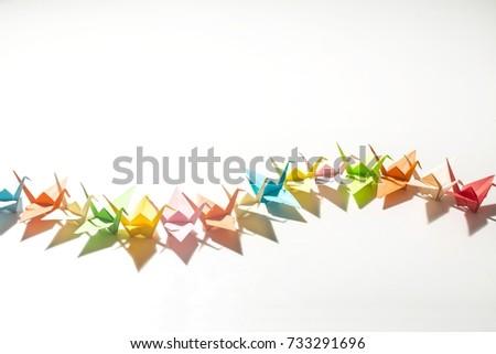 Origami. #733291696