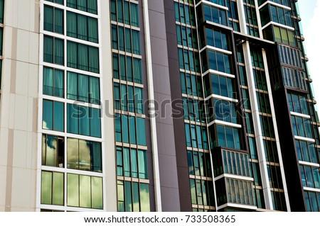 Part of condominium building #733508365