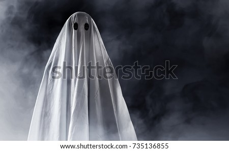 Ghost Royalty-Free Stock Photo #735136855