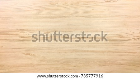 Light soft wood surface as background, wood texture #735777916
