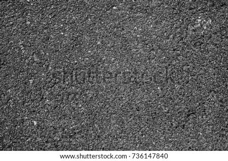 abstract Asphalt road texture. Asphalt road surface #736147840