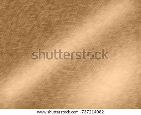 Gold metal brushed background or texture #737214082