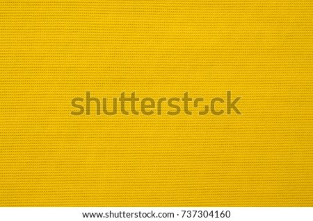 Yellow fabric texture for background Royalty-Free Stock Photo #737304160