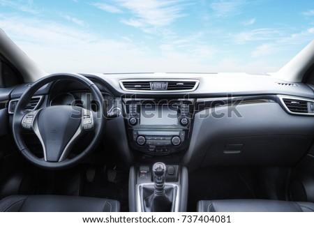 car interior #737404081