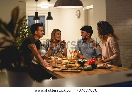 Dinner party #737677078