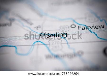 Seiling, Oklahoma. #738299254