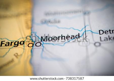 Moorhead, Minnesota. #738317587