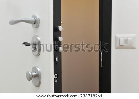 security door and key #738718261