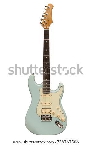 Electric guitar #738767506
