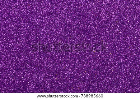 purple glitter texture background close up #738985660