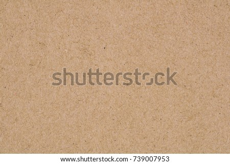 Brown paper close-up #739007953