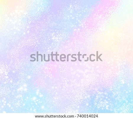 Watercolor style colorful wet brush paint vector bright background for banner, art card, wallpaper. Abstract vivid color hand drawn glow drop aquarelle smudge canvas for cover, print, poster, decor #740014024