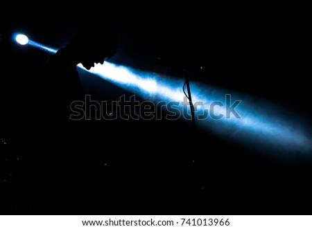 Singer in the light #741013966