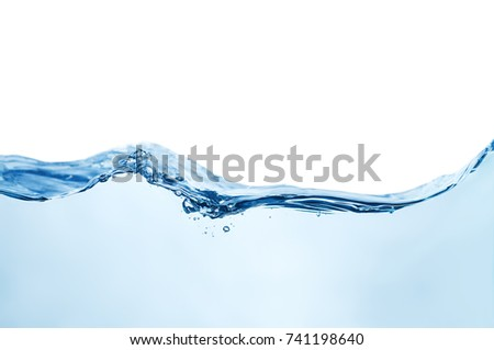 Water wave #741198640