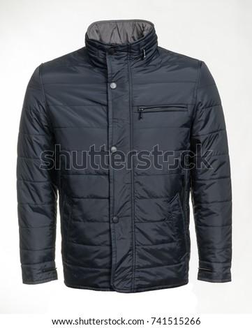 Sports jacket on white background #741515266