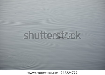 Beautiful water scene in gadisar lake India #742224799