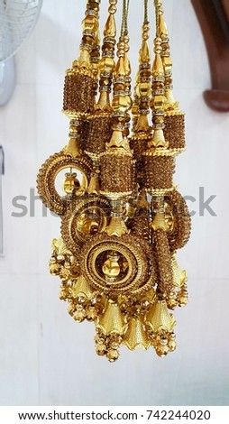 Decorative hanging #742244020