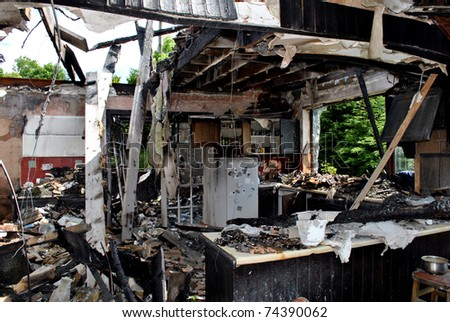 house fire #74390062