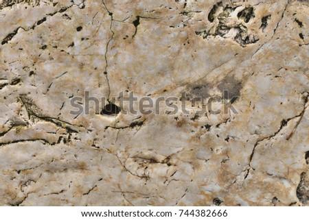 beige stone texture rough #744382666