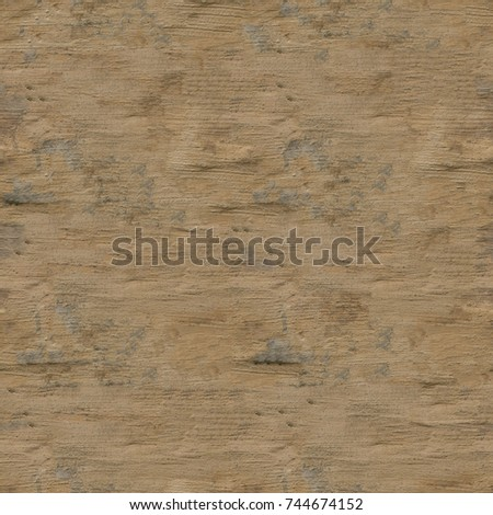 Concrete or plaster seamless background or texture #744674152