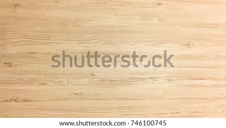 Light wood texture background surface with old natural pattern or old wood texture table top view. Grunge surface with wood texture background. Grain timber texture background. Rustic table top view #746100745